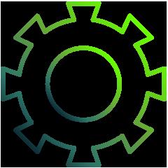 Modul în care este structurat RabarburaERP pentru industria procesatoare de carne permite<br /> derularea procesului de<br /> implementare în sistem DIY
